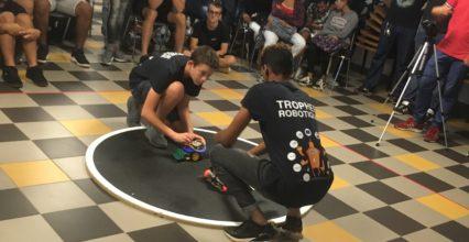 Concours Science Réunion 2019 : Collège Aimé Césaire